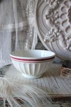 Shabby: Schöne alte Keramik Bol aus Frankreich