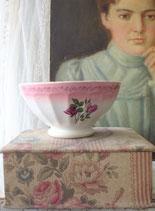Zauberhafte alte Keramik Bol aus Frankeich