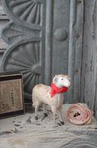 Altes süßes großes Wollschaf