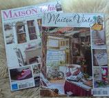 Französische Wohnzeitschriften 2 Stück
