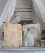 RAR: Antiker Triptychon Spiegel 19. Jahrhundert Frankreich