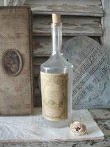 Dekrative antike Parfümflasche aus Frankreich