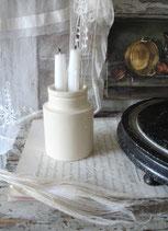 Antiker Keramik Topf aus Frankreich 1900