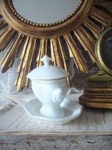 RAR: Antiker Keramik Moutardier, Frankreich 19. Jahrhundert