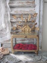 RAR: Eindrucksvolle antike Schmuckschatulle Frankreich