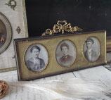 Shabby: Antiker Bilderrahmen Frankreich 19. Jahrh.