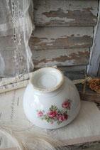 Sooo shabby: Uralte Keramik Bol aus Frankreich