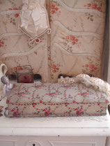 Shabby: Alte Handschuhschachtel aus Frankreich