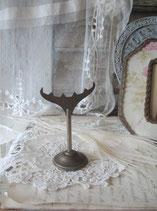 Art Deco Metallständer Schmuckständer aus Frankreich