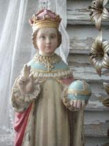 Wunderschönes altes Prager Jesuslein Frankreich
