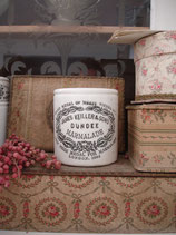 Sehr alter Marmeladentopf Dundee aus England