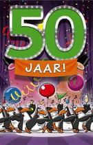 50 jaar feestje