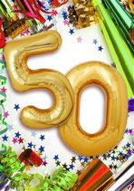 Verjaardag 50