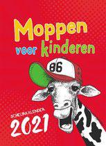 Moppen voor kinderen Scheurkalender 2021
