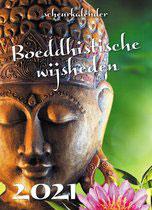 boeddhistische wijsheden Scheurkalender 2021