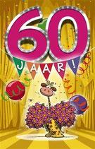 60 jaar vrouw