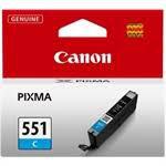 Canon 551 Cyaan