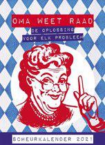 Oma weet raad Scheurkalender 2021