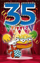 35 jaar