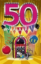 50 jaar jukebox