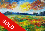 Beautiful Summer Landscape XL 3 / SOLD