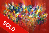 Vitality Red XL 1 / SOLD