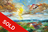 Beautiful Summer Landscape XL 2 / SOLD