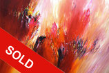 Energetic Red XL 1  / SOLD