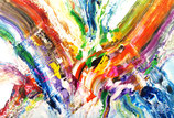 Vibrant Abstraction XL 1