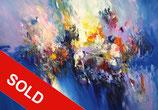 Blue Daydream ... XL 1 / SOLD