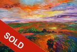 Landscape: Evening Mood XL 1 / SOLD
