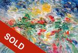Landscape: Summer Impressions XL 1 / SOLD