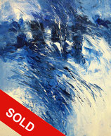 Blue M 1 / SOLD