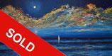 Romantic Moonlight Sailing XXL 1 / SOLD