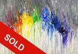 Like A Rainbow XL 2 / SOLD