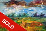 Landscape: Summer Way XL 1 / SOLD