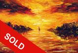 Romantic Sundown Sailing XL 2 / SOLD