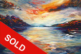 Romantic Sunset Sailing XL 1 / SOLD