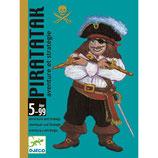 Piratatak von DJECO (Kartenspiel)