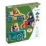 Lernspielzeug: Clipacar - Clip´n`Roll von DJECO