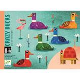 Crazy Ducks von DJECO (Kartenspiel)