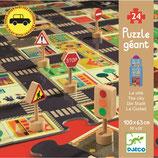 Bodenpuzzle: Die Stadt von DJECO