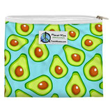 Zipper Sandwich Bag - Avocado (von Planet Wise)