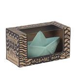 Badespielzeug Origami Schiff  in verschiedenen Farben  (von Oli & Carol)