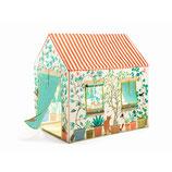 """Spielhaus """"Pflanzen"""" von DJECO"""