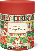 Christmas - Weihnachten Cavallini Vintage Puzzle 500 Teile