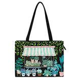 """Designer Handtasche, Shopper """"Blumenladen"""" von DISASTER"""