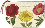 """""""Botanica - Botanik"""" Cavallini Vintage Mäppchen, Kosmetiktasche"""