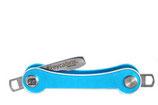 keycabin Aluminium frame S1 blue light - für bis zu 13 Schlüssel -