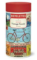 """Fahrräder ""Cavallini Vintage Puzzle"